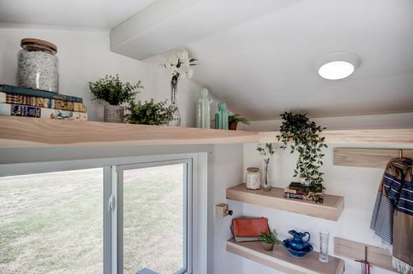 The Nugget Micro House on Wheels