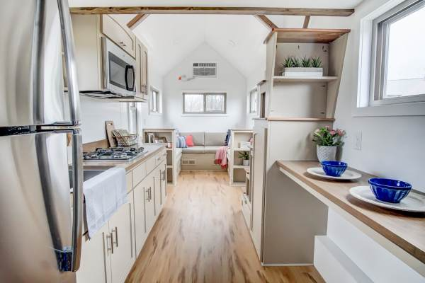 The Pearl Tiny House by Modern Tiny Living 0011