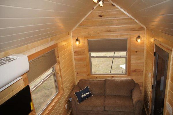 The Prairie Schooner Tiny House
