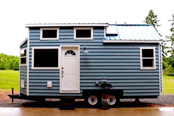 The Sapphire Tiny House on Wheels For Sale 001