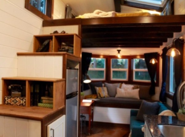 The Sapphire Tiny House on Wheels For Sale 005