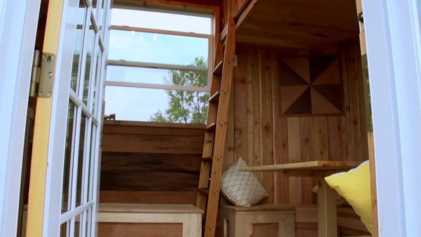 The Steam Punk Tiny House on Wheels by Tiny Smart House 003