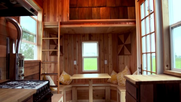 The Steam Punk Tiny House on Wheels by Tiny Smart House 006