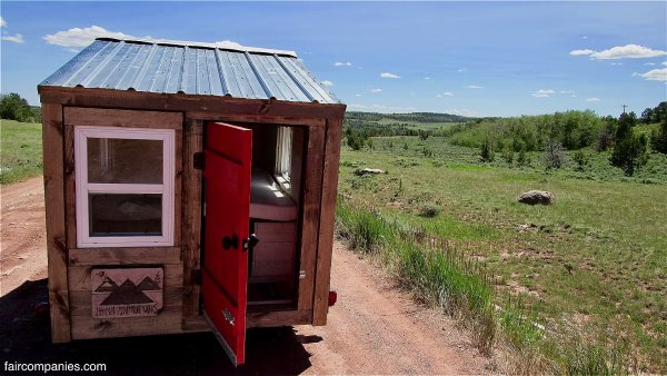 The Story of Hansen Adventure Works Micro Camper and Tiny House Builders in Wyoming 001
