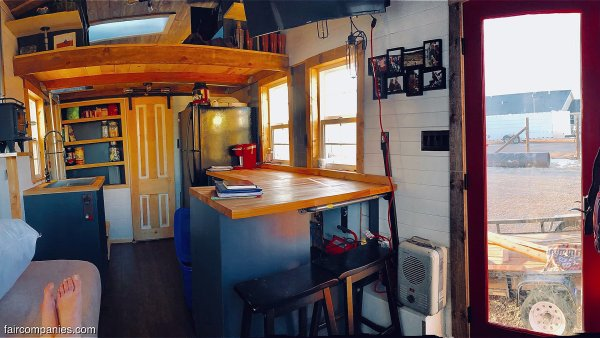 The Story of Hansen Adventure Works Micro Camper and Tiny House Builders in Wyoming 0016