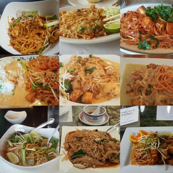 Eureka California Thai Food