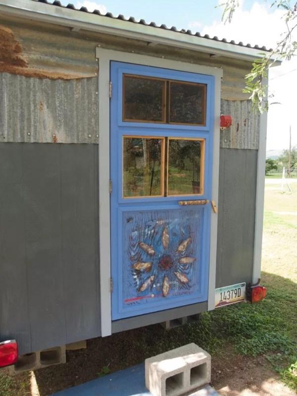 Tiny Beach House on Wheels For Sale 0025