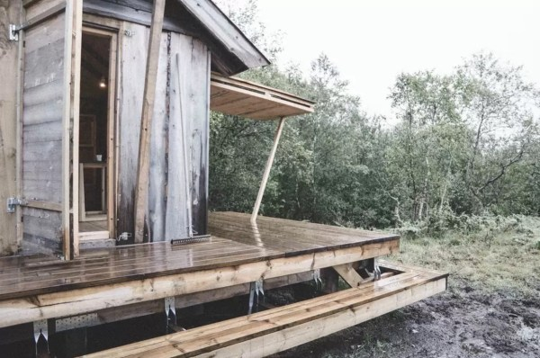 Tiny Cabin in Norway 0026