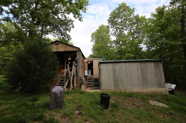 Tiny Cabin on 5 Acres For Sale in the Ozarks 0010
