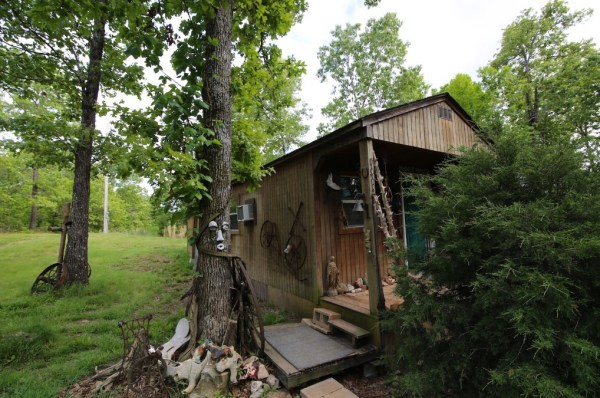 Tiny Cabin on 5 Acres For Sale in the Ozarks 002