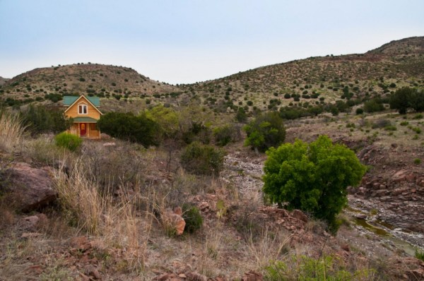 Tiny Cottage on a Huge Ranch For Sale 0011
