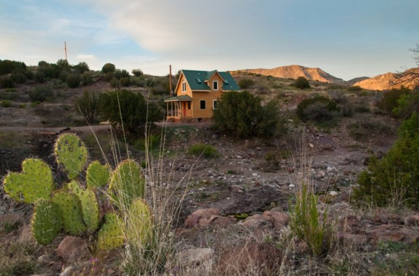Tiny Cottage on a Huge Ranch For Sale 008