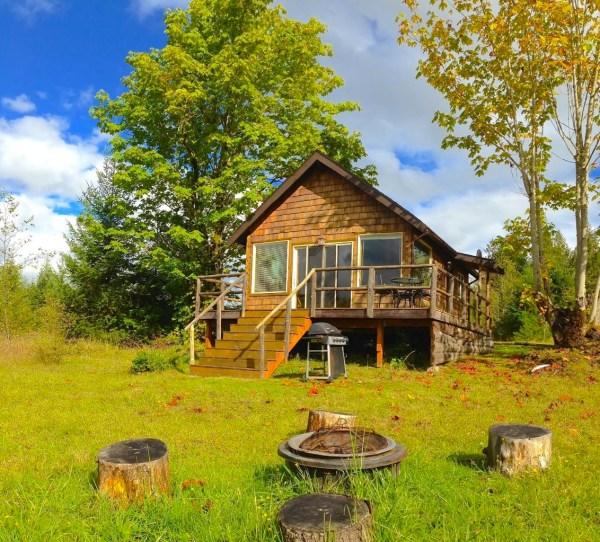 Tiny Cottage on the Olympic Peninsula 001