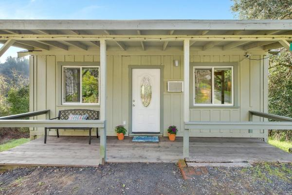 Tiny Cottage with View in Cazadero 002