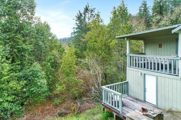 Tiny Cottage with View in Cazadero 0022