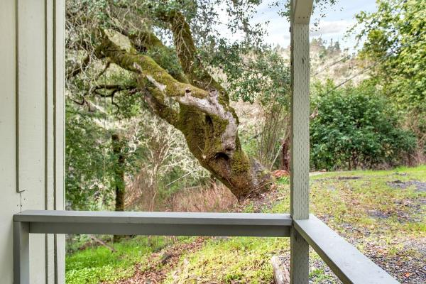 Tiny Cottage with View in Cazadero 0025
