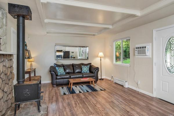 Tiny Cottage with View in Cazadero 003
