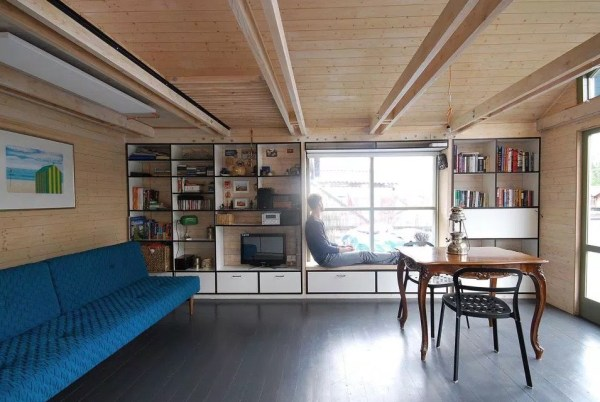 Tiny Floating Home in Prague 004