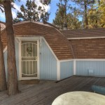 Tiny Geodesic Dome Cabin in Sugar Loaf 002