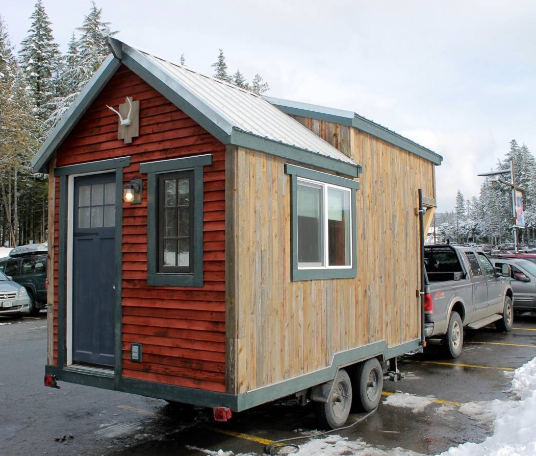150 Sq. Ft. Tiny House For Sale In Lake Oswego, Oregon