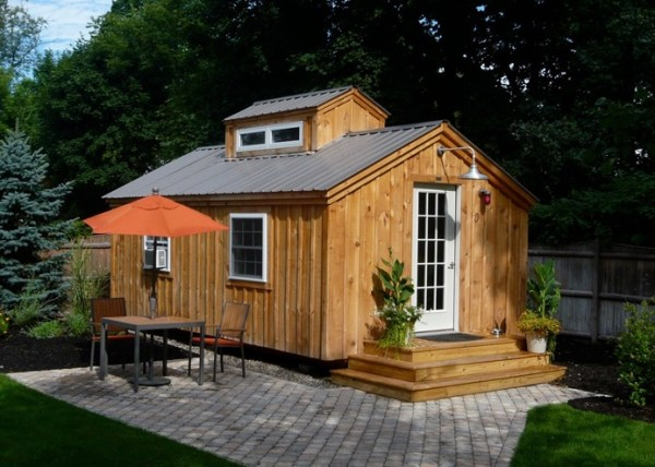 Tiny House Kits at Jamaica Cottage Shop 7 Day Blitz Sale 007