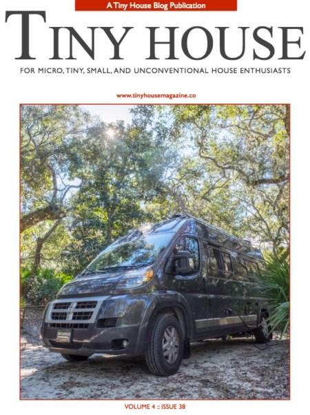 Tiny House Magazine Issue 38