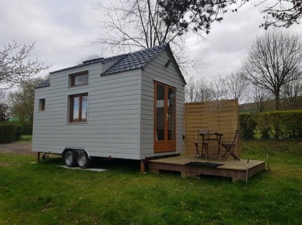Tiny House Ossatur 001