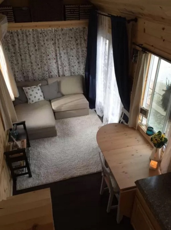 Tiny House Vacation in Damascus Virginia 006