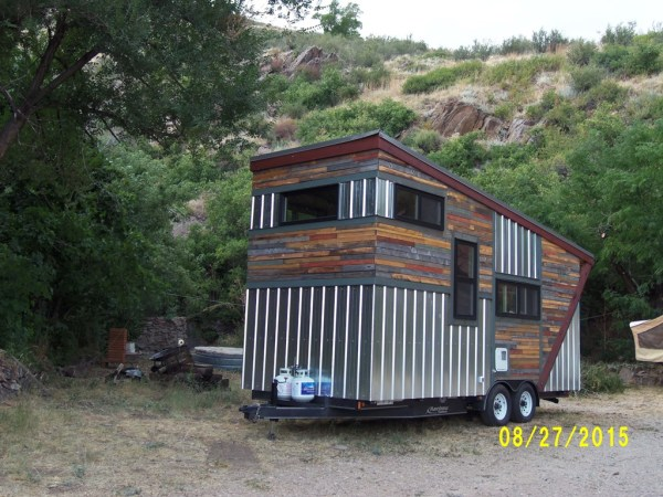 Tiny House Vacation in Golden Colorado 0010