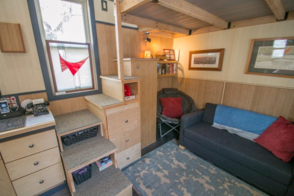 Tiny House Vacation in Golden Colorado 003