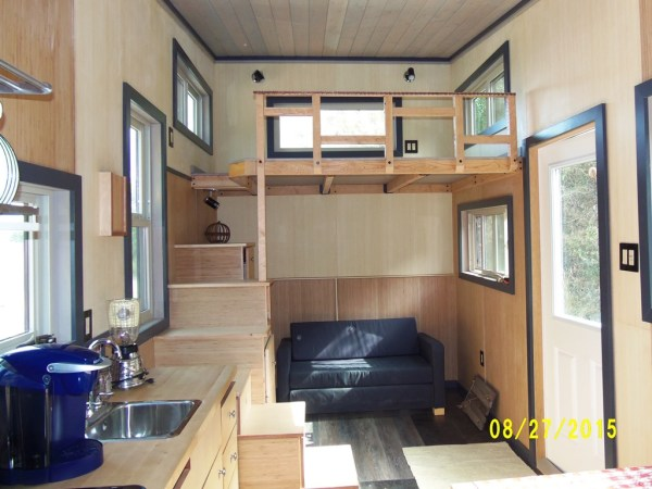 Tiny House Vacation in Golden Colorado 006