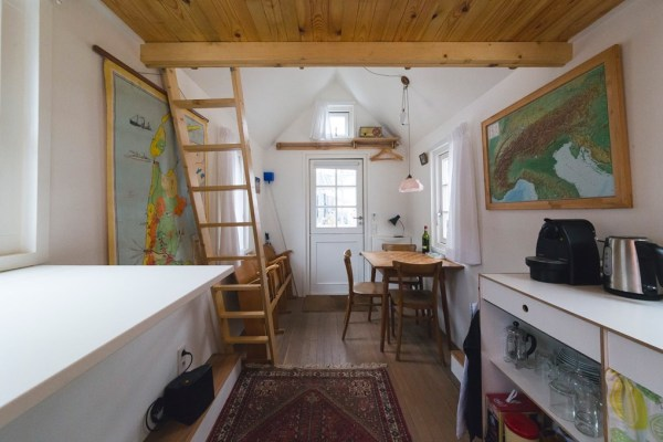 Tiny House Vacation in the Netherlands 002