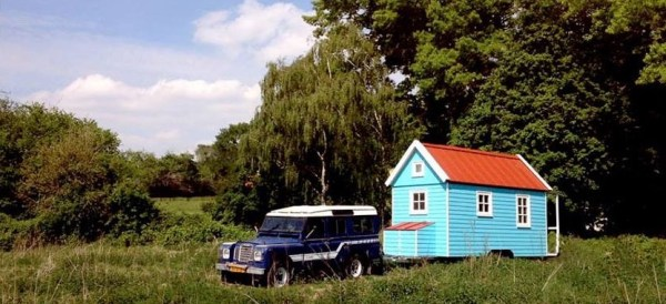 Tiny House Vacation in the Netherlands 008