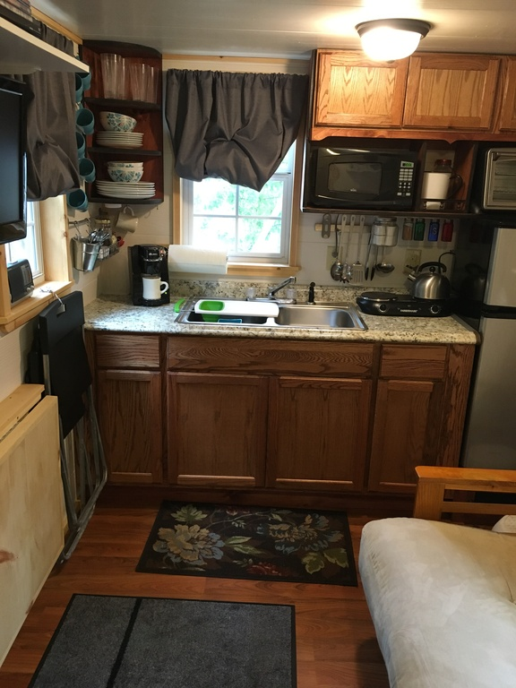 Tiny House with Rooftop Balcony For Sale 0026