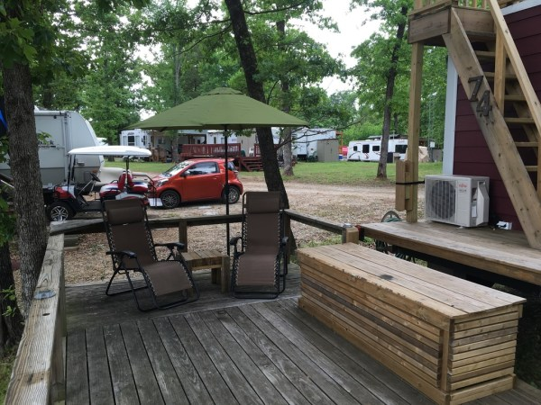 Tiny House with Rooftop Balcony For Sale 0035