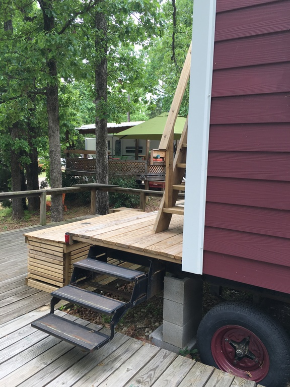 Tiny House with Rooftop Balcony For Sale 0038