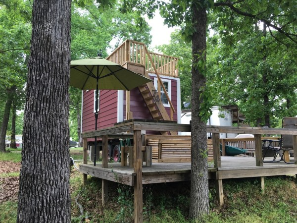 Tiny House with Rooftop Balcony For Sale 0047