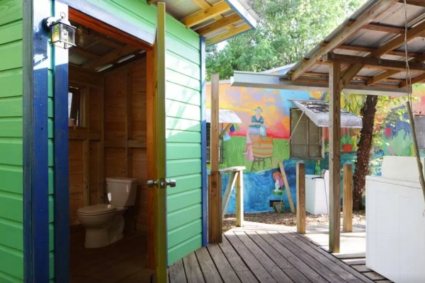 Tiny Loft Cabin on an Urban Permaculture Farm in Miami 0011