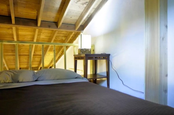 Tiny Loft Cabin on an Urban Permaculture Farm in Miami 005