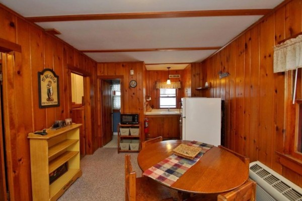 Tiny Log Cabin For Sale in Hayward WI 004