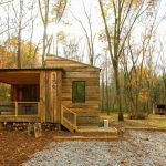 Tiny Modern Rustic Tiny Cabin Vacation near Asheville NC 001
