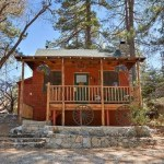 Tiny Mountain Cabin in Idyllwild California For Sale with Land 001