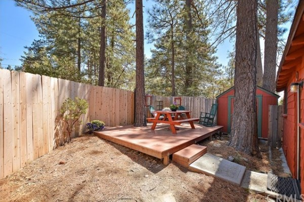 Tiny Mountain Cabin in Idyllwild California For Sale with Land 0019