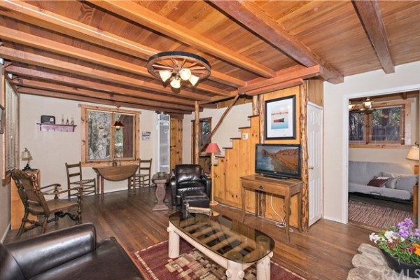 Tiny Mountain Cabin in Idyllwild California For Sale with Land 005