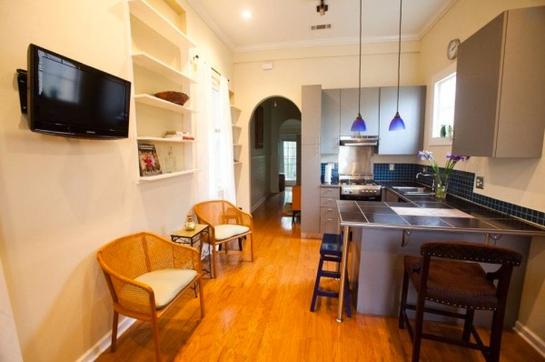 Tiny shogtgun cottage in new orleans - 1 bedroom houses for rent in new orleans ...