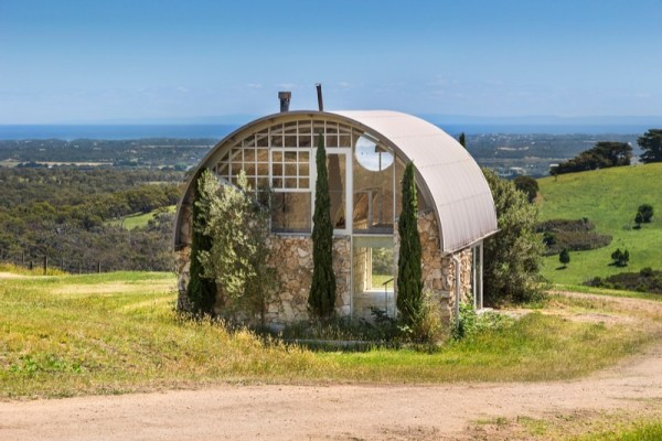 Stone Tiny House For Sale in Australia 01
