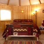 Tiny Studio Yurt Cabin in Bryce Canyon 002
