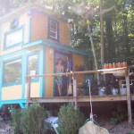 Tiny TreeHouse Cottage in the Woods 001