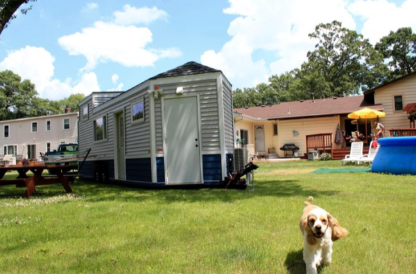 240 Sq. Ft. Mobile Homes Created For Families With Aging Loved Ones