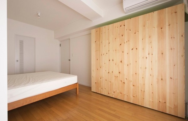 Tokyo Switch Office Apartment by Yuko Shibata 005